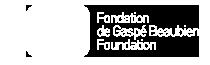 Graciously supported by Fondation de Gaspé Beaubien