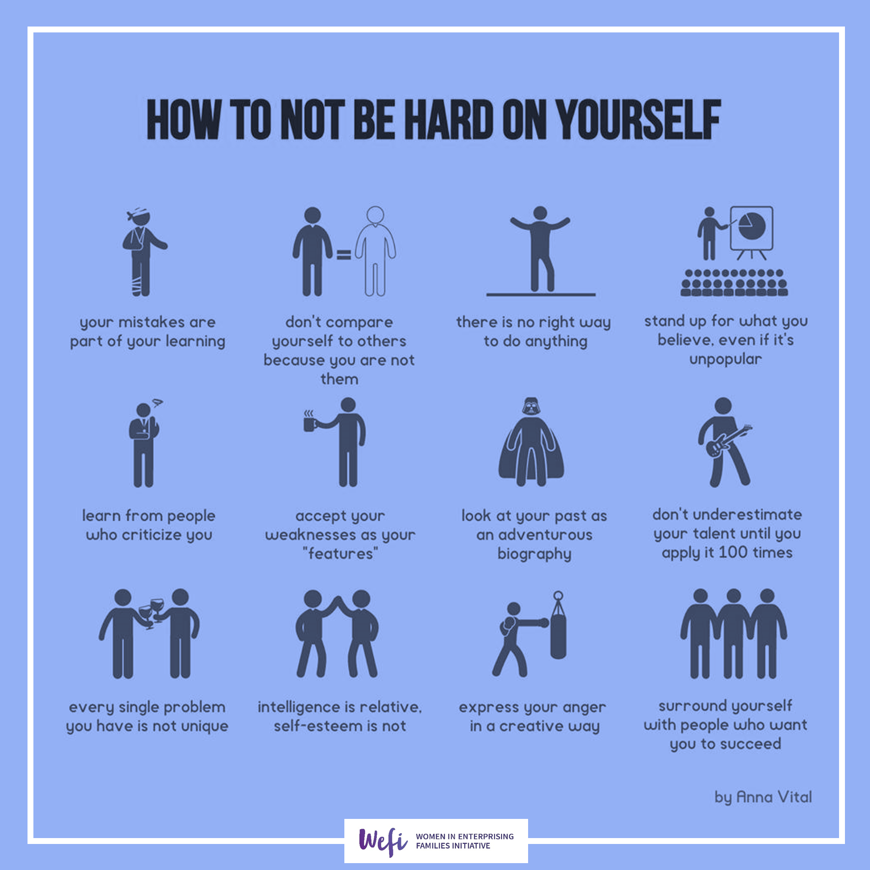How not to be hard