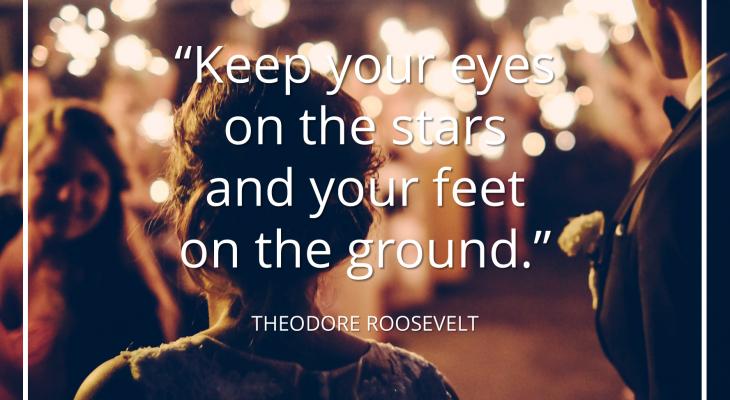 eyes on stars